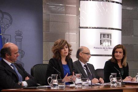 Decretazo del Gobierno: bien podría haber sido del PSOE