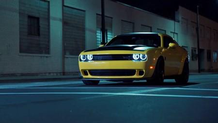 ¡Exorcismo nocturno! Rhys Millen y Penzoil sacan de paseo al Dodge Challenger SRT Demon