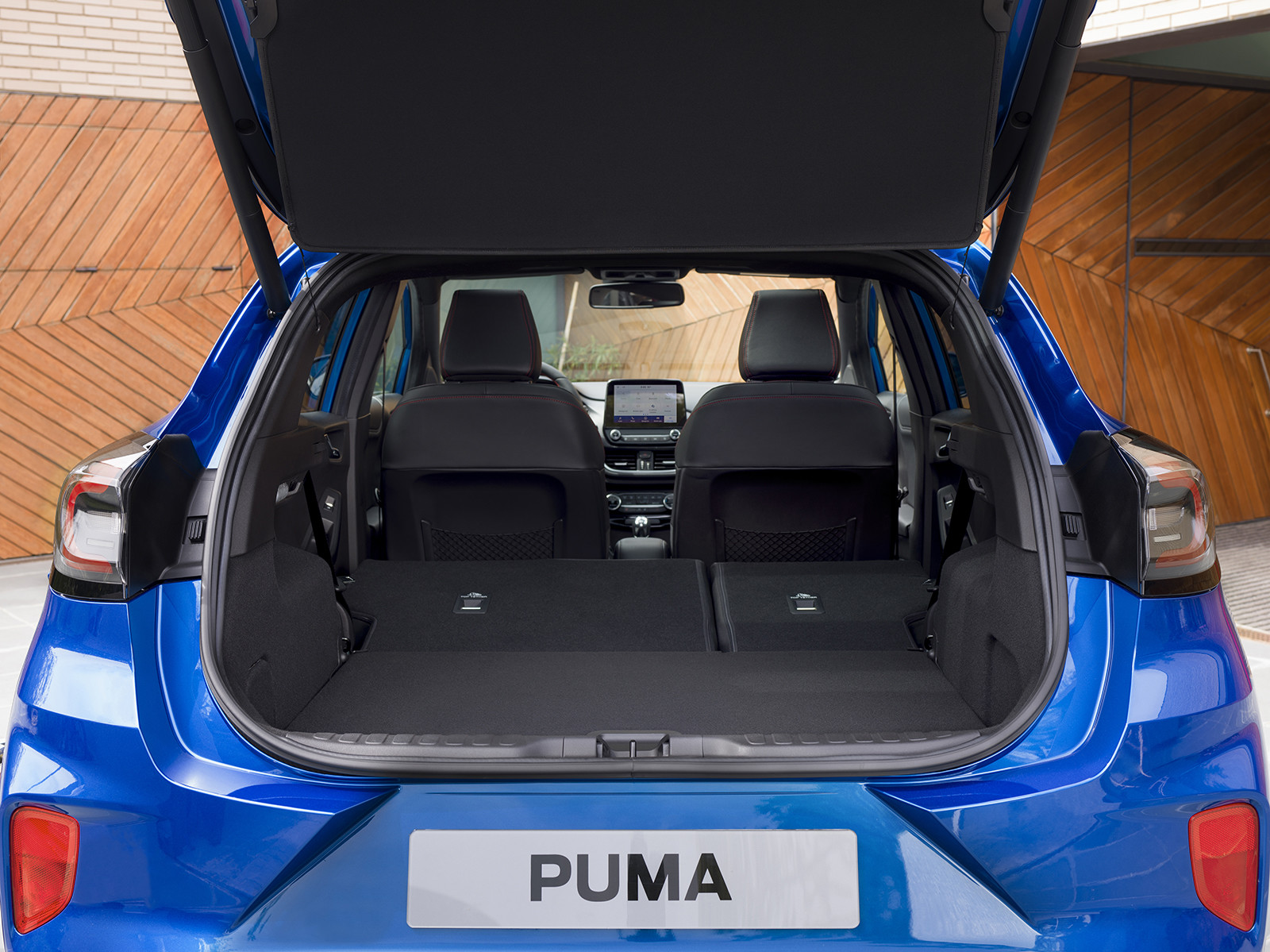 Foto de Ford Puma 2020 (14/23)