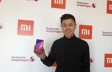 Donovan Sung, portavoz de Xiaomi Global