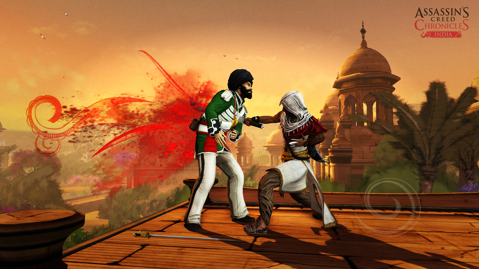 Foto de Assassin's Creed Chronicles Russia e India (6/9)