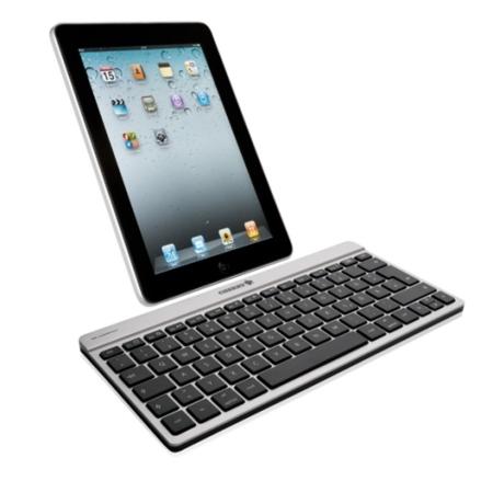 Cherry también le pone teclado al iPad