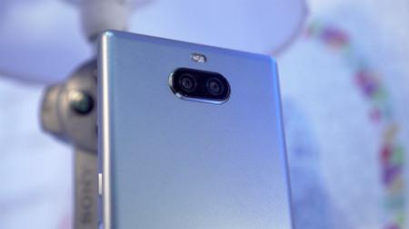 Sony Xperia 10 Camaras