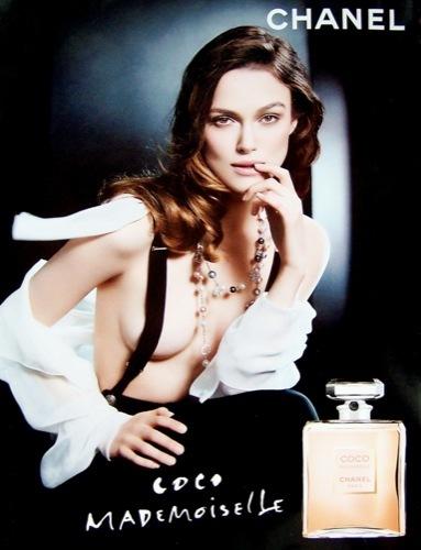 Keira Knightley, el Photoshop y la campaña de Coco Mademoiselle