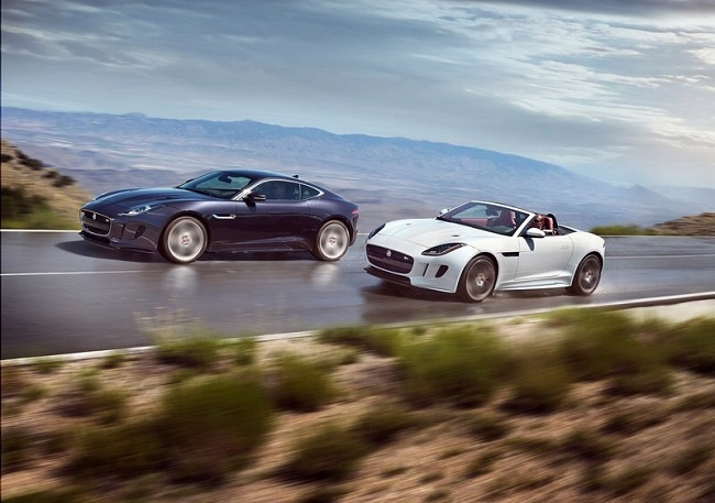 Foto de Jaguar F-Type 2016 (14/19)