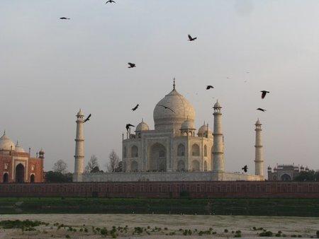 Caminos de India: Agra