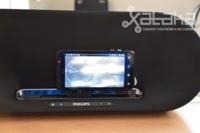 """Philips Fidelio AS851, probamos la base bluetooth """"amiga"""" de Android"""