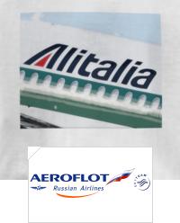 Berlusconi prefiere Aeroflot para Alitalia