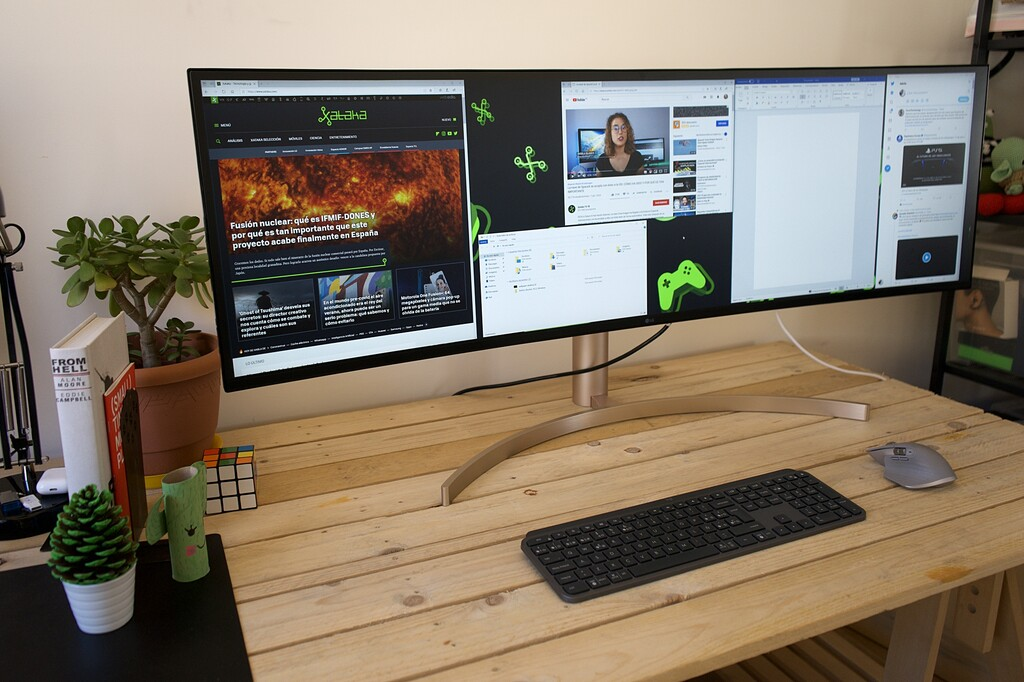 Guía de compra de monitores ultrapanorámicos para trabajar y jugar con 11 modelos desde 249 euro euros