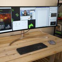 Guía de compra de monitores ultrapanorámicos para trabajar y jugar con 11 modelos desde 249 euros