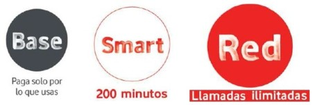 Vodafone vuelve a sustituir la tarifa Base GB por Base S con menos megas