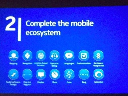 El plan de Nokia