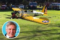 Harrison Ford esquiva a la muerte también en la vida real, la imagen de la semana