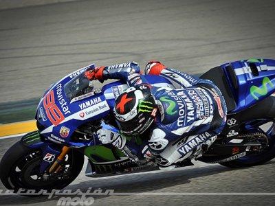 Impecable triunfo de Jorge Lorenzo en una emocionantísima carrera de MotoGP
