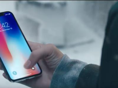 Se acerca Navidad y Apple quiere invitarnos a comprar un iPhone X en su nuevo comercial