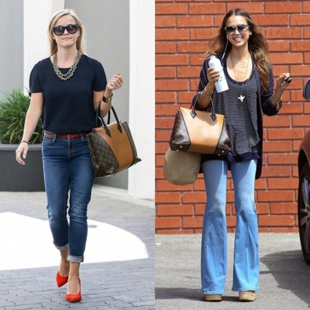 El bolso W de Louis Vuitton ya se ha convertido en el favorito de las celebrities