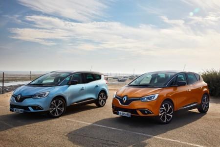 Renault Scenic Grand Scenic 2016