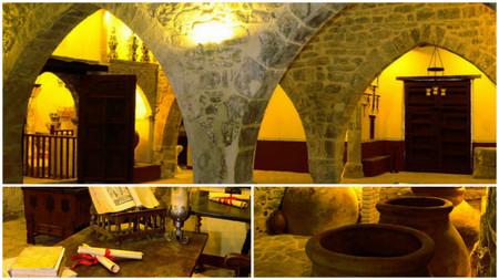 sinagoga del agua en úbeda