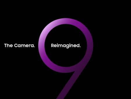 Ya tenemos fecha para el Samsung Galaxy S9 y su cámara: el 25 de febrero en el MWC