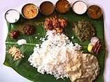 El arte de comer con los dedos en la India