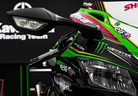 Diez unidades especiales de la Kawasaki Ninja ZX-10R como la de Jonathan Rea en Superbikes salen a la venta por 14.499 euros