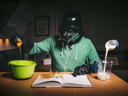 Daily Life Of Darth Vader 19