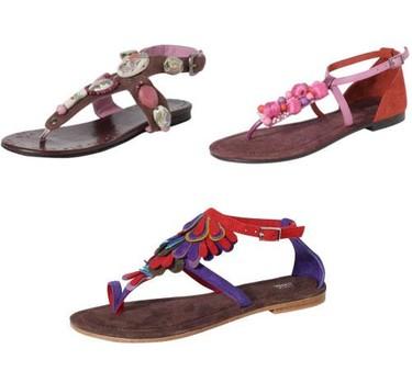 Colección de calzado de Luna Llena Primavera-Verano 2010