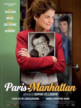 'Paris-Manhattan', siguiendo los consejos de Woody Allen