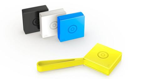 Nokia presenta al fin Treasure Tag, su mini-localizador para objetos importantes