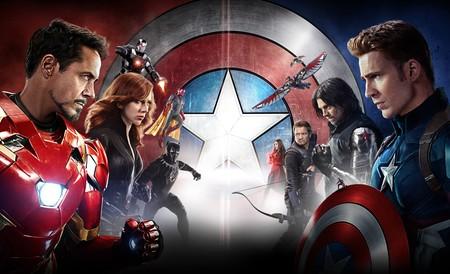 'Civil War' fue la película más taquillera de 2016; 'Buscando a Dory' lideró el TOP 10 en EE.UU.