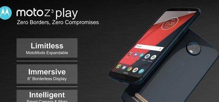 Filtración masiva: estos serían los nuevos Moto Z3, Moto X5 y Moto G6