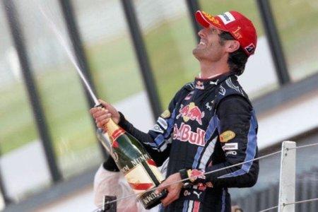 Mark Webber aclara las cosas con Christian Horner y Red Bull