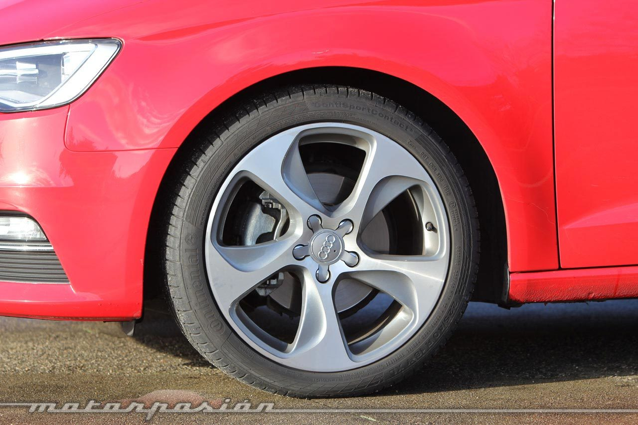 Foto de Audi A3 2.0 TDI (prueba) (16/52)
