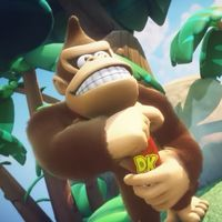 Donkey Kong se unirá al equipo de Mario & Rabbids: Kingdom Battle con un nuevo DLC