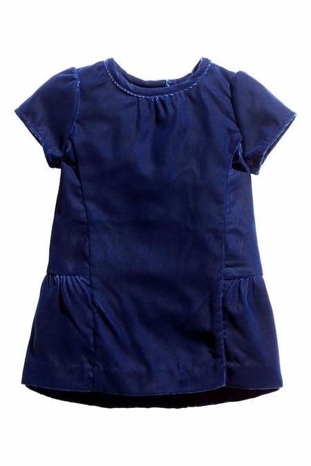 Vestido Hym Azul Bebe