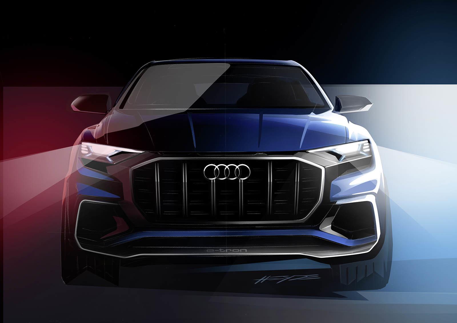 Foto de Audi Q8 Concept (38/39)