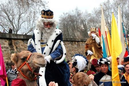 Las páginas que más han visitado los Reyes Magos por Internet en España