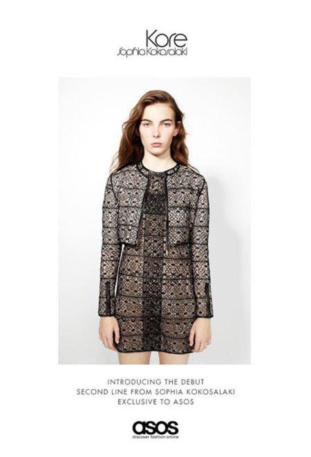 Asos Primavera-Verano 2012 tiene la segunda línea de Sophia Kokosalaki