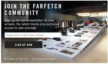 La empresa de los mil millones de dólares, Farfetch es más que una tienda de moda online