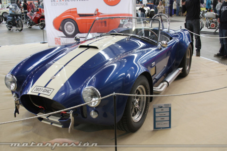 AC Cobra, uno de los coches deportivos más valorados de todos los tiempos