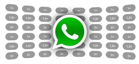 Cómo acelerar los audios de WhatsApp en Android, iPhone y WhatsApp Web: hasta el doble de velocidad