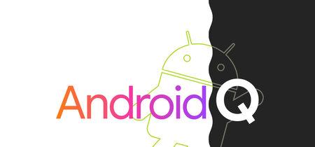 El futuro Android Q muestra sus garras: modo oscuro, modo escritorio ('DeX') y más privacidad