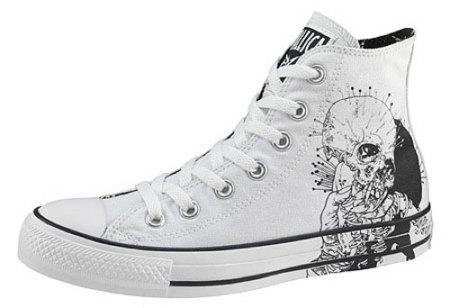 Converse Metallica 1