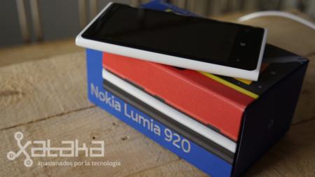 Nokia Lumia 920 opinión Xataka