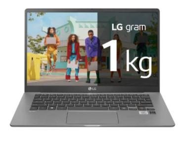 Portátil LG Gram 14Z90N-V.AR51B, i5, 8GB, 256GB SSD