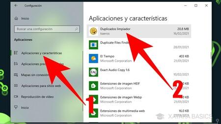 Apps Caracteristicas