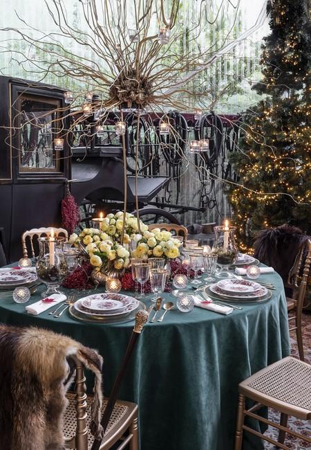 Mesas de Navidad bonitas
