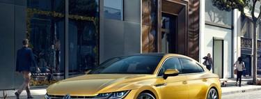 El Volkswagen Arteon, sucesor del CC, es el nuevo buque insignia de Wolfsburg