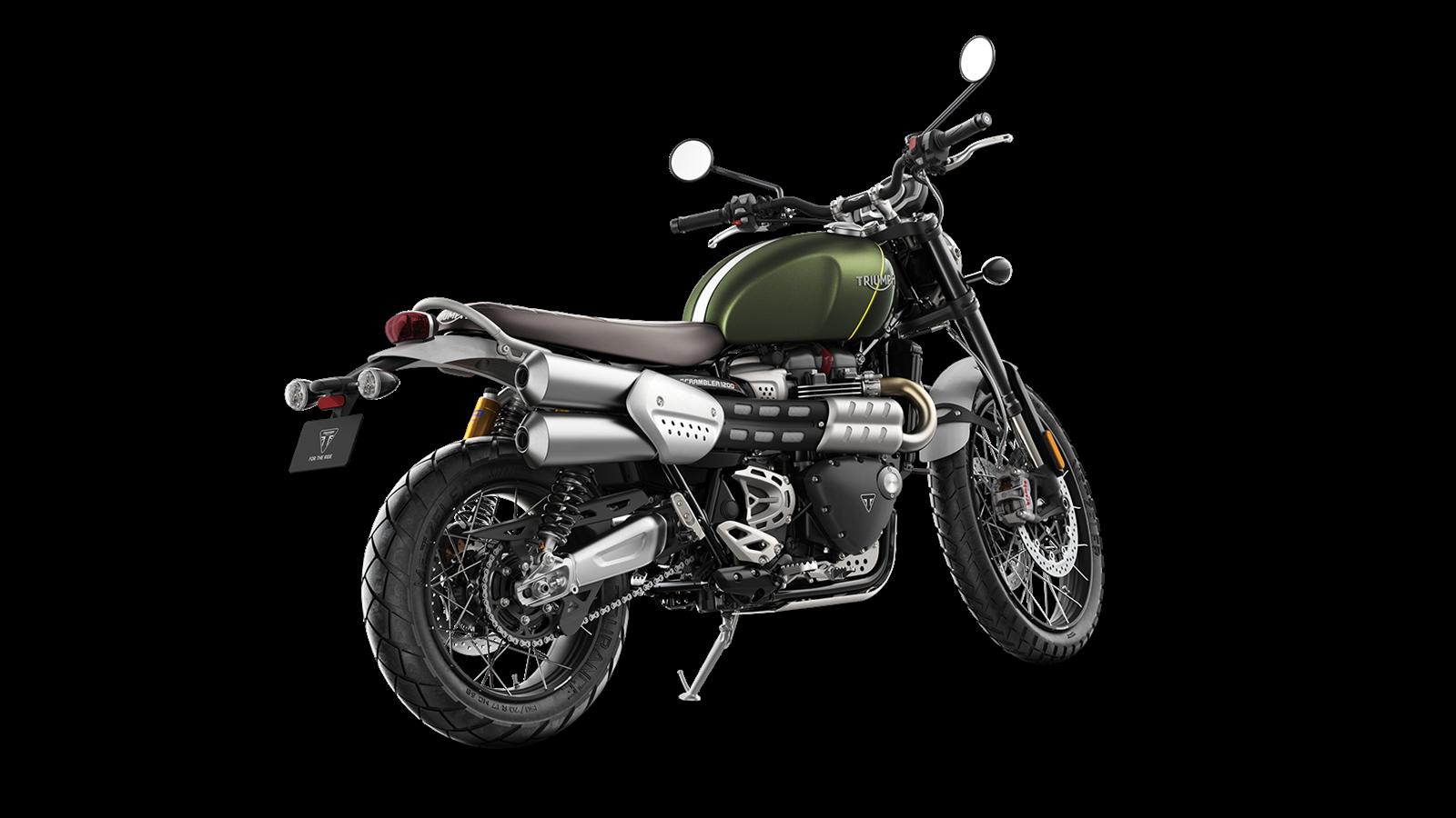 Triumph Scrambler 1200 2019
