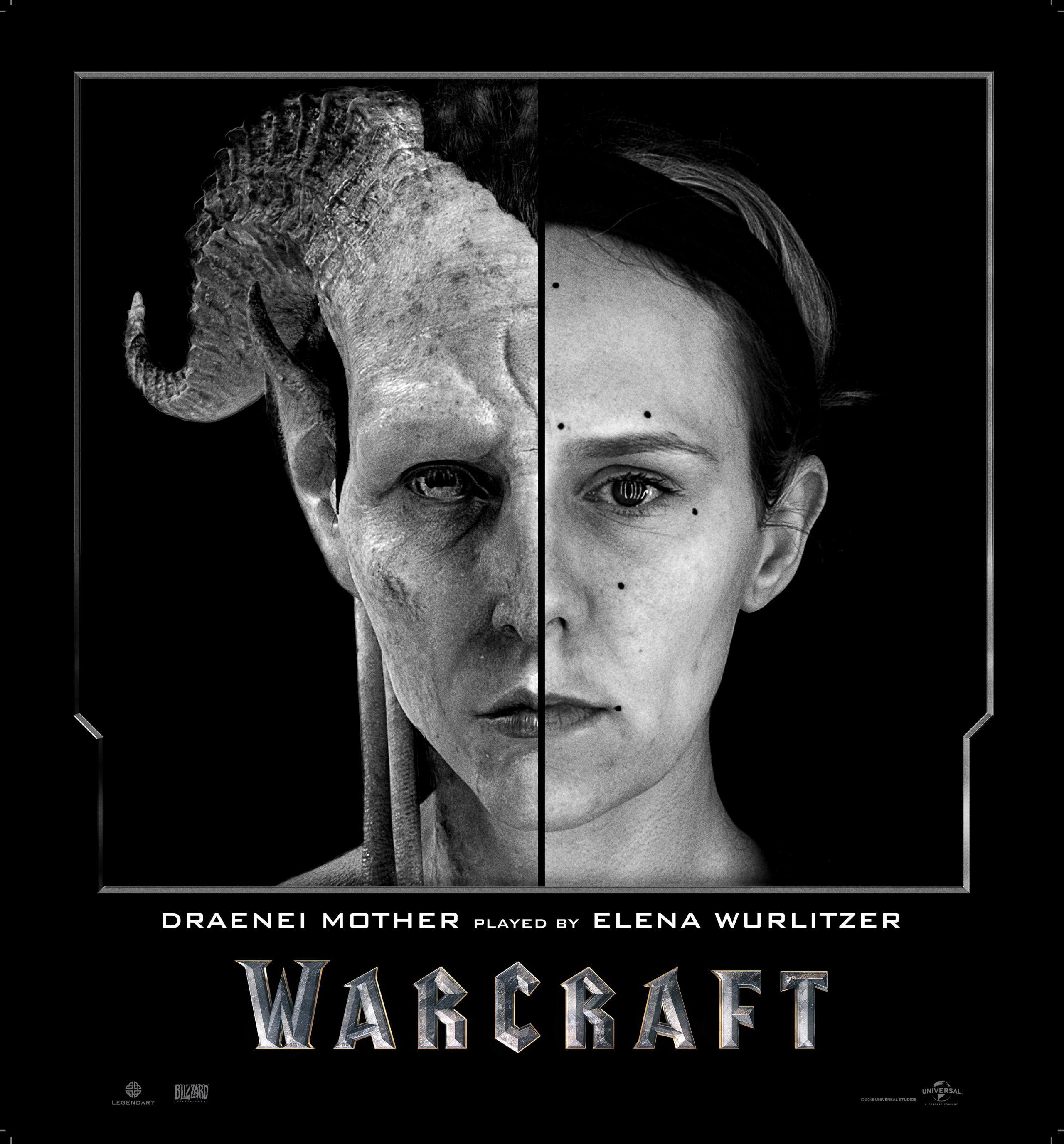 Foto de Los actores detrás de las criaturas de 'Warcraft' (7/8)